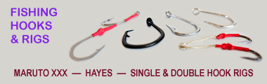 Fishing Hooks & Rigs – Big Game Sport Fishing Hooks & Big Game Lure Rigs